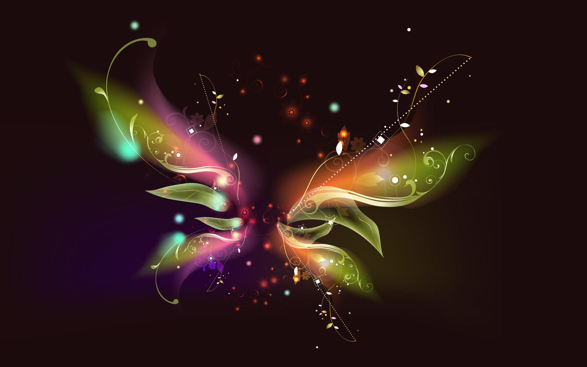 Fantasy: 3D, Abstract, CGI, Digital Art, Psychedelic, Trippy