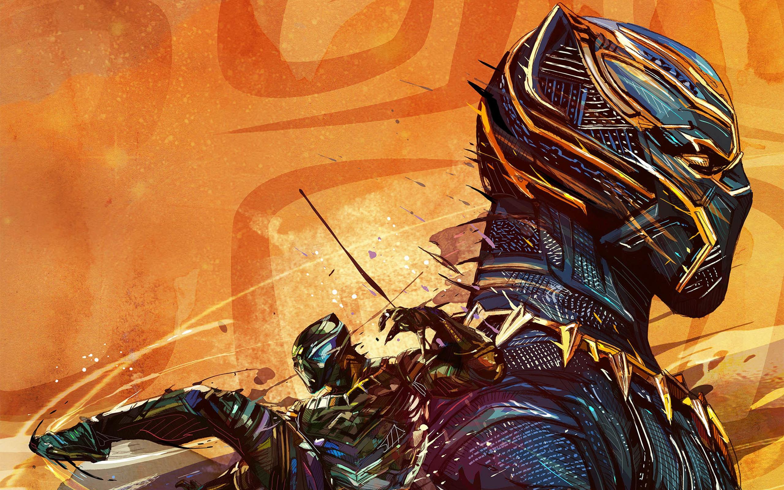 Black Panther: Marvel Comics, Black Panther