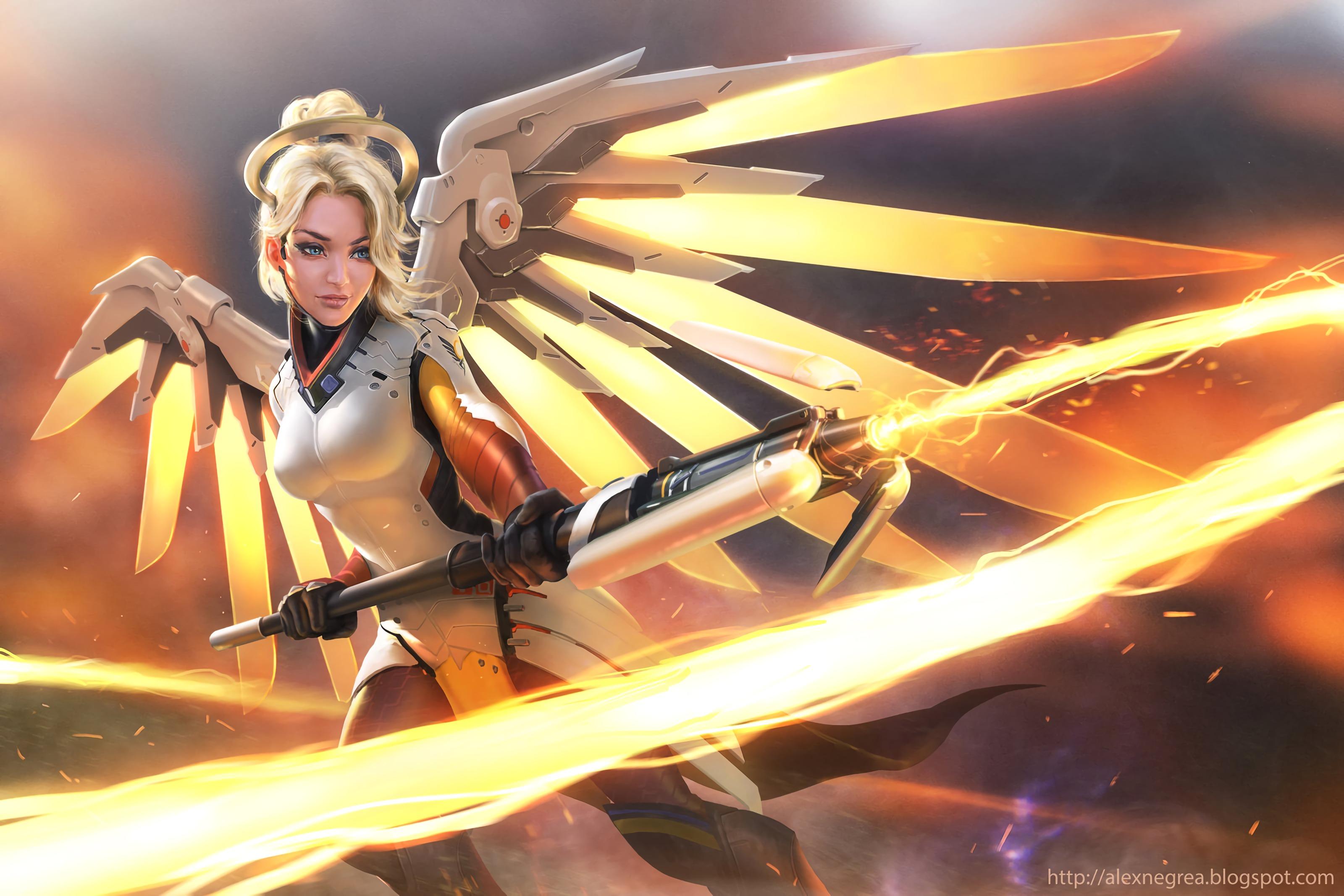 Overwatch: Mercy