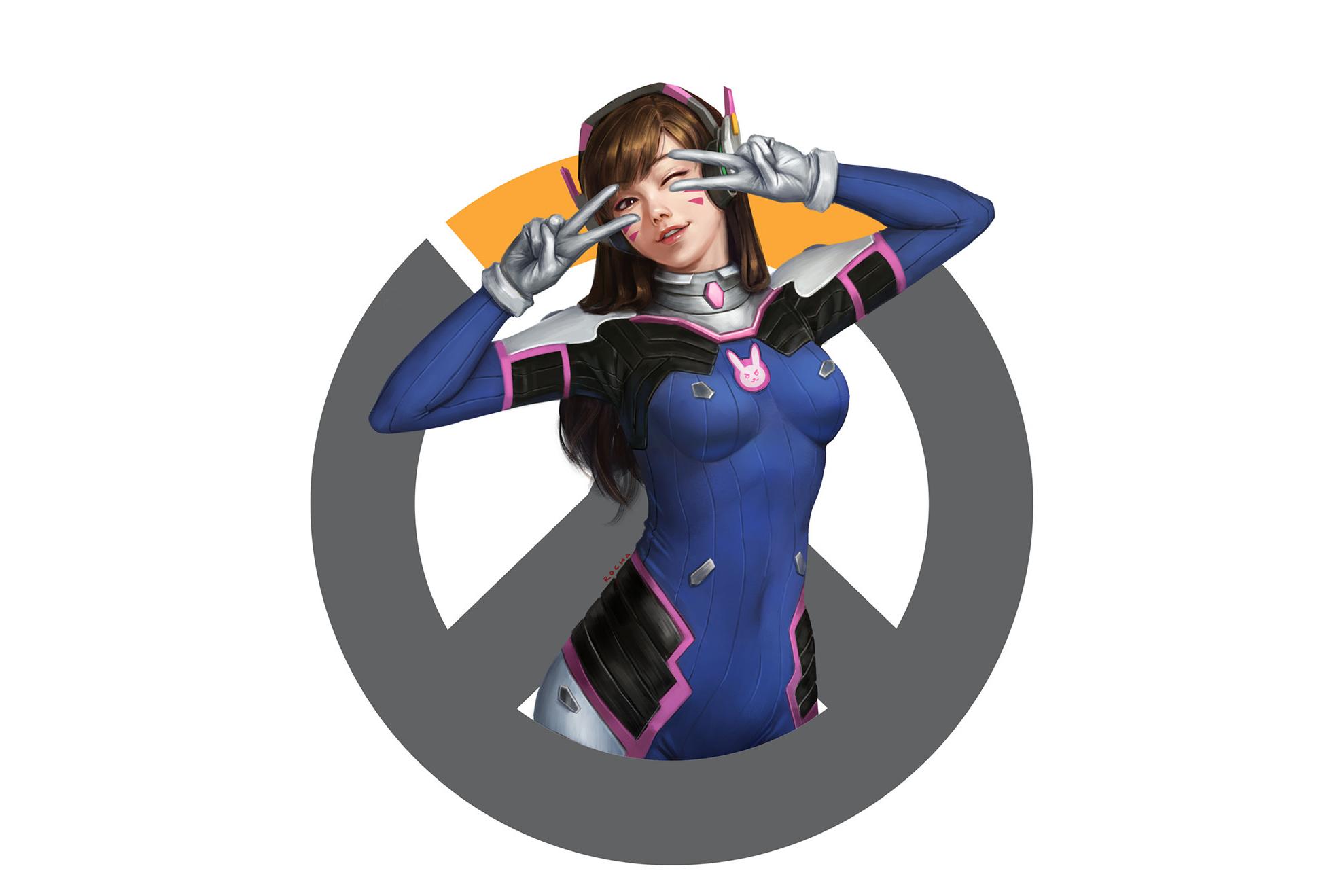 Overwatch: D.Va