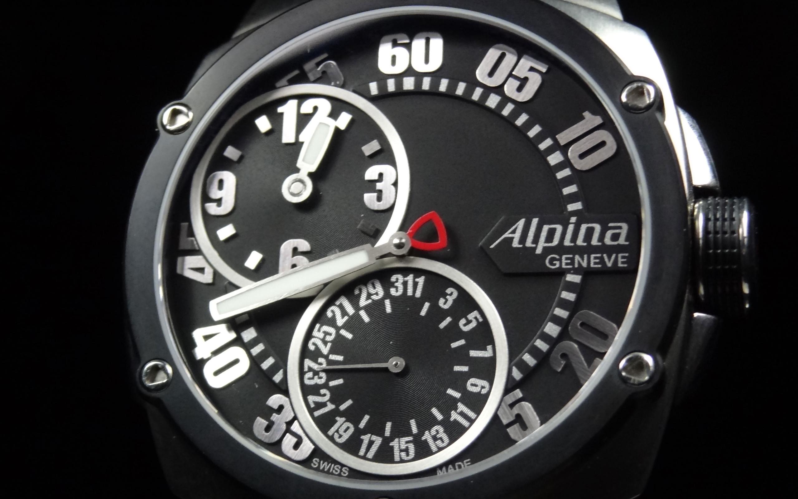 Watch: Watch, Alpina